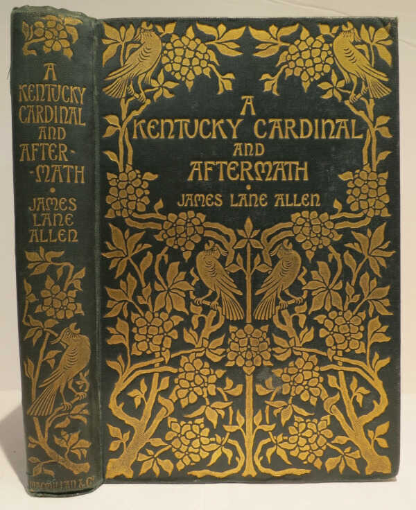 A Kentucky Cardinal and Aftermath / James Lane Allen picture number 1