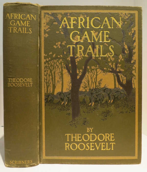 African Game Trails / Theodore Roosevelt picture number 1