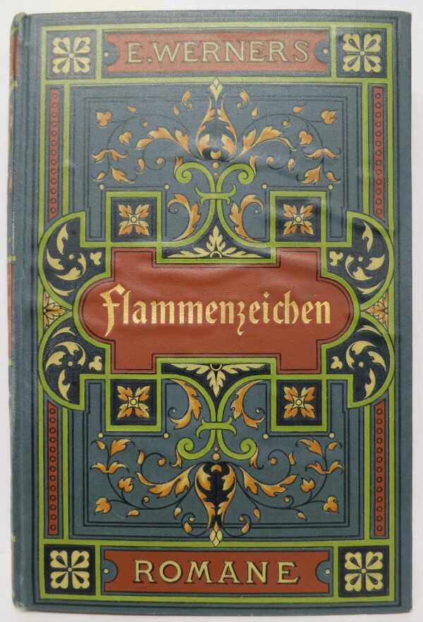 Flammenzeichen / E. Werner picture number 1