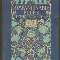 Companionable Books / Henry Van Dyke picture number 1