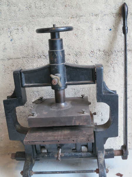 Stamping Press picture number 1