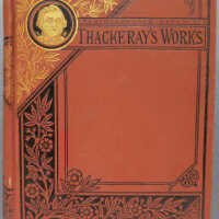 Burlesques / William Makepeace Thackeray picture number 1