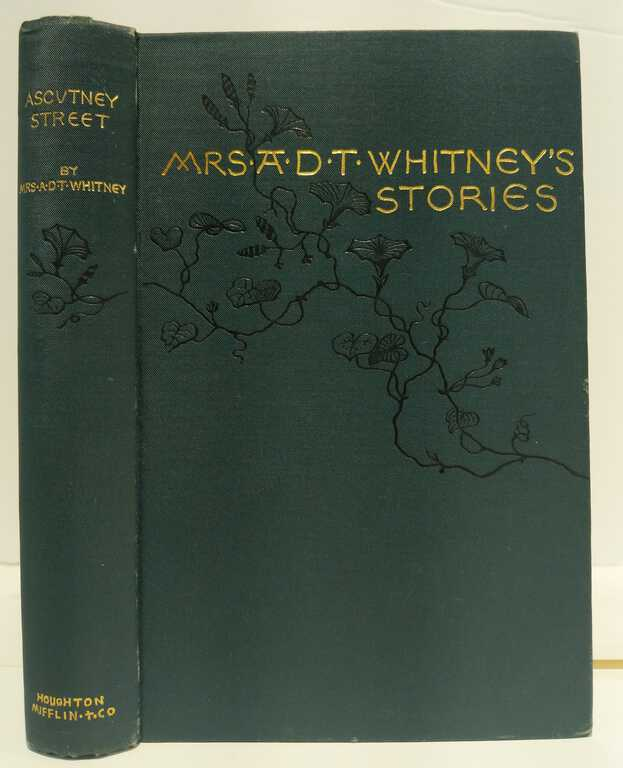 Ascutney Street: A Neighborhood Story / Mrs. A.D.T. Whitney picture number 1
