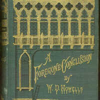 A Foregone Conclusion / W.D. Howells picture number 1