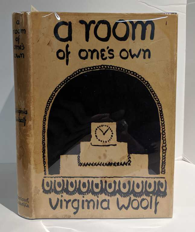 A Room of One's Own / Virginia Woolf picture number 1