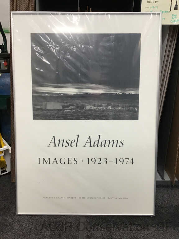 Ansel Adams images poster picture number 1