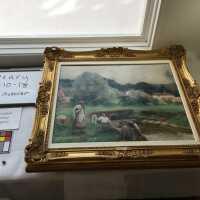 J.A. Muenier painting