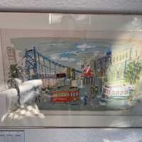 Bridge and Streetcars picture number 1