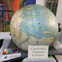 World's Fair Globe picture number 88