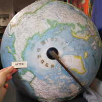 World's Fair Globe picture number 605
