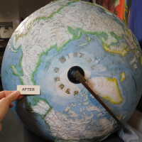 World's Fair Globe picture number 606