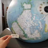 World's Fair Globe picture number 607