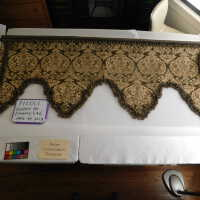 Valance for Drapery 5 & 6 picture number 2