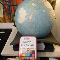 World's Fair Globe picture number 562