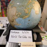 World's Fair Globe picture number 385
