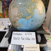 World's Fair Globe picture number 386