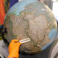 World's Fair Globe picture number 389
