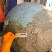 World's Fair Globe picture number 390