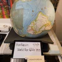 World's Fair Globe picture number 260