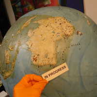 World's Fair Globe picture number 391