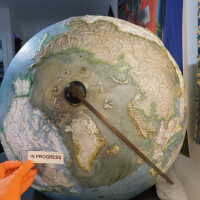 World's Fair Globe picture number 427