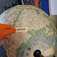 World's Fair Globe picture number 555