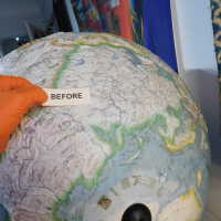 World's Fair Globe picture number 556