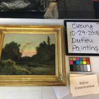 Dufeu painting