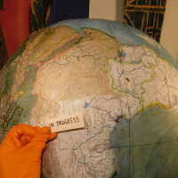 World's Fair Globe picture number 201