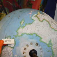 World's Fair Globe picture number 625