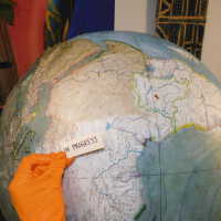 World's Fair Globe picture number 202