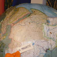 World's Fair Globe picture number 203