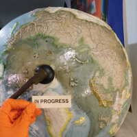World's Fair Globe picture number 436
