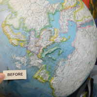 World's Fair Globe picture number 662