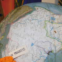 World's Fair Globe picture number 206