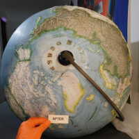 World's Fair Globe picture number 440