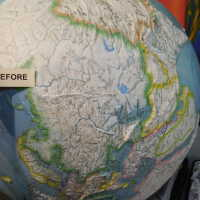 World's Fair Globe picture number 628