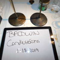 Bronze Tiffany Candlesticks picture number 14