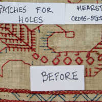 Persian Cross-stitch picture number 46