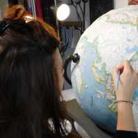 World's Fair Globe picture number 668
