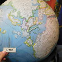 World's Fair Globe picture number 673
