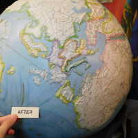 World's Fair Globe picture number 674