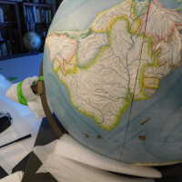 World's Fair Globe picture number 687