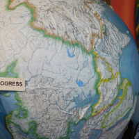 World's Fair Globe picture number 635