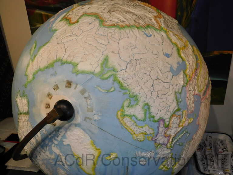 World's Fair Globe picture number 1