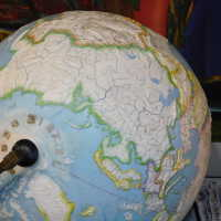 World's Fair Globe picture number 681