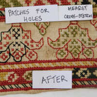 Persian Cross-stitch picture number 52