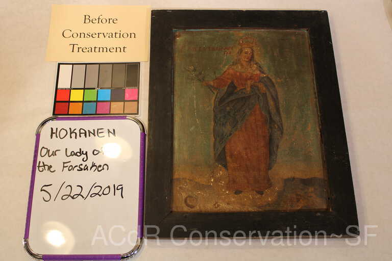 Our Lady of the Forsaken picture number 1