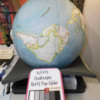 World's Fair Globe picture number 524