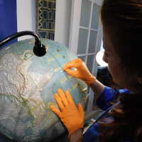 World's Fair Globe picture number 82